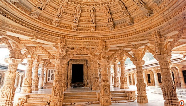 Mount Abu Dilwara Temple Tour