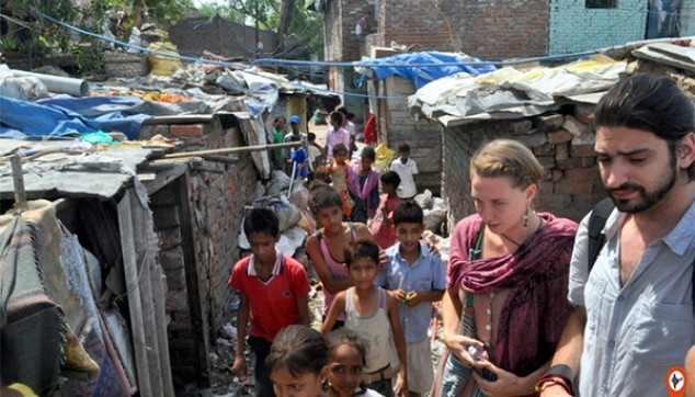 Private Tour Of Dharavi Slum