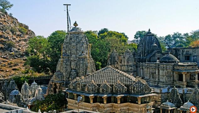 Magnificent Temples Of Eklingji And Nagda