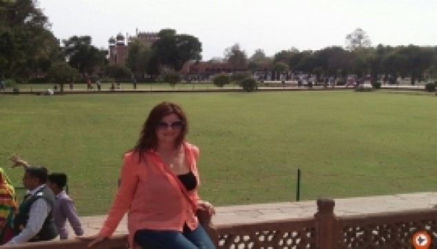 guided Agra tour
