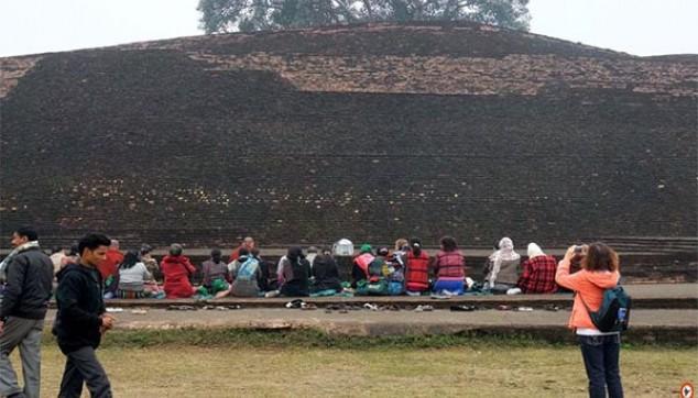 Buddhist aura of Bodh Gaya