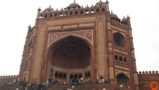 Visit fatehpur sikri
