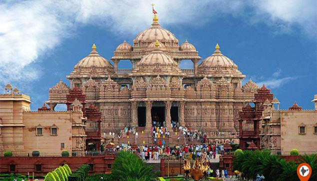 Akshardham Temple Tour Gujarat