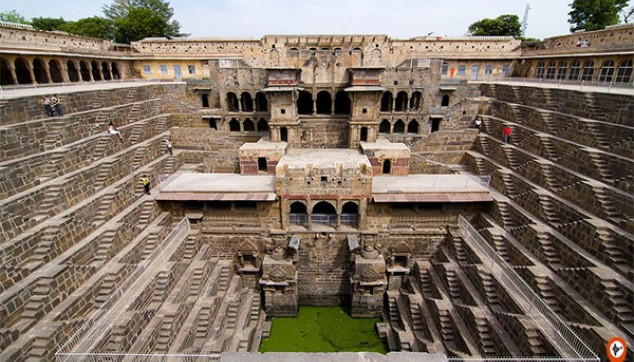 Abhaneri Step Well Baori Tour