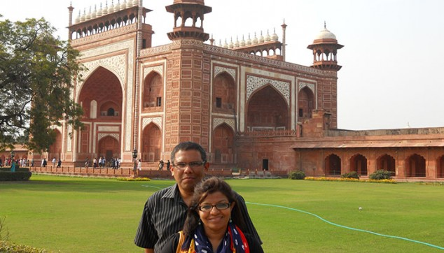 Hyderabad to Agra Tour