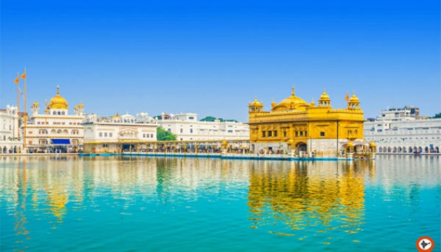 Amritsar sightseeing tour package