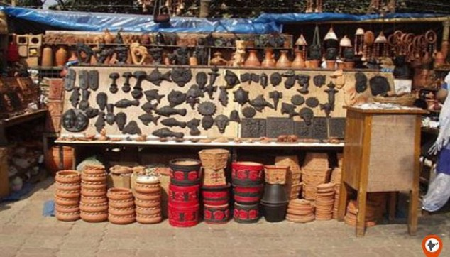 Handicraft hopping in Varanasi