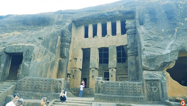Private Mumbai City Tour With Kanheri Caves