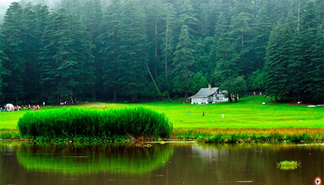 tourist attractions in Khajjiar