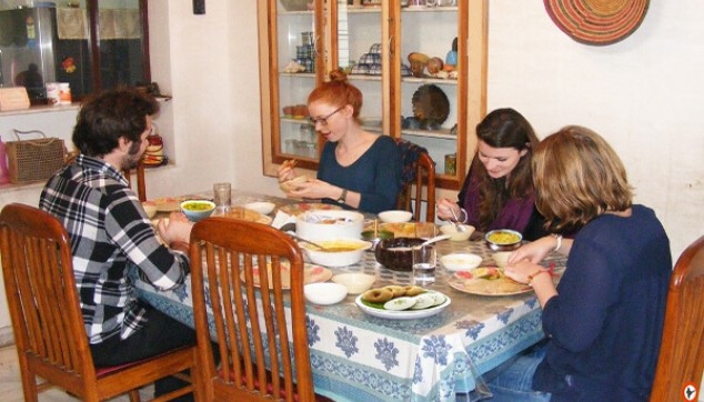 Cooking Session And Lunch With Local Family