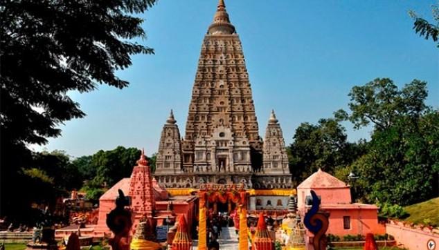 Buddhists pilgrimage sites