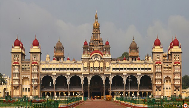 Mysore is the city of palaces Tour
