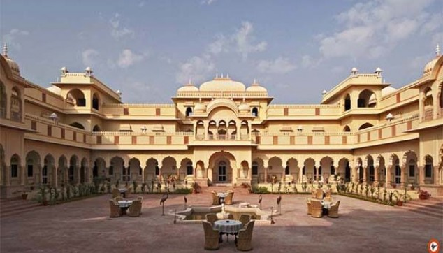 Jaigarh Fort and Nahargarh Fort tour