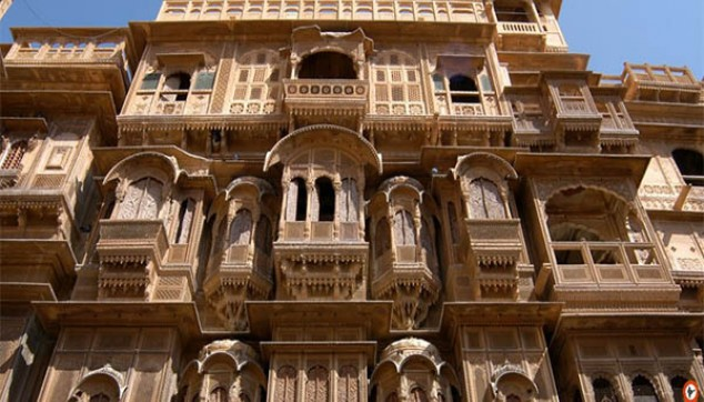 tourist destinations in Jaisalmer