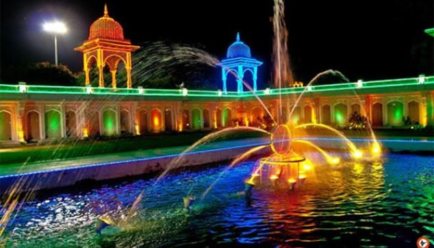 3 days Hyderabad tour with Ramoji Film City