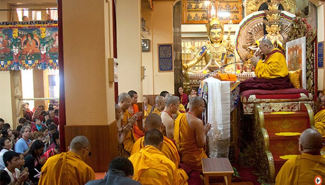 visit to Norbulingka Institute