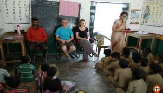 Varanasi village tour package