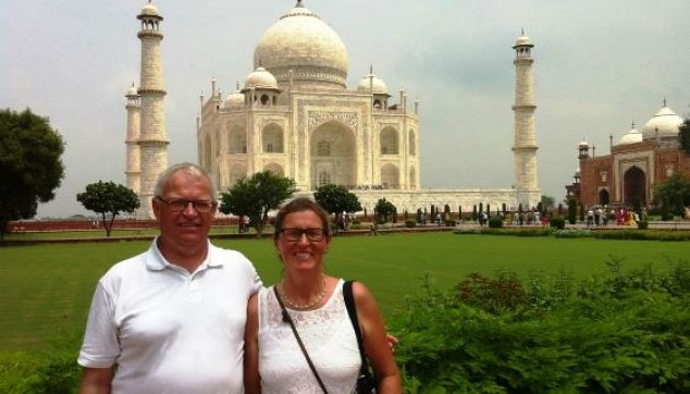 Taj Mahal Tour From Hyderabad