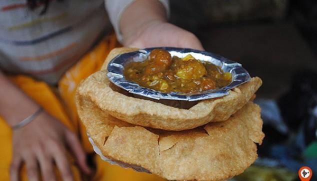 popular eatery spots in the Varanasi city