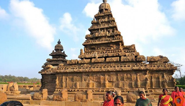 Mahabalipuram and Kanchipuram temple tour