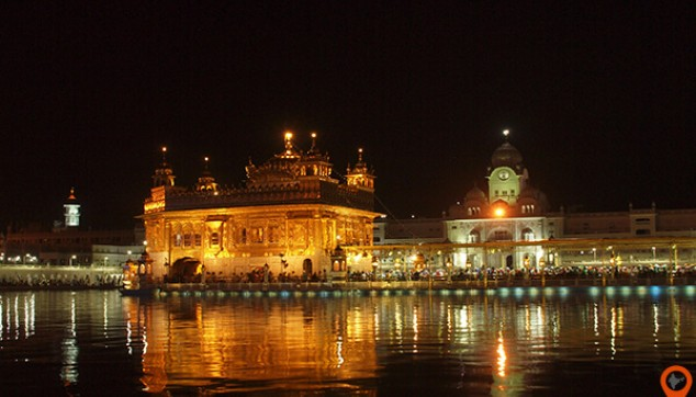 Golden Temple Tour with Dinner