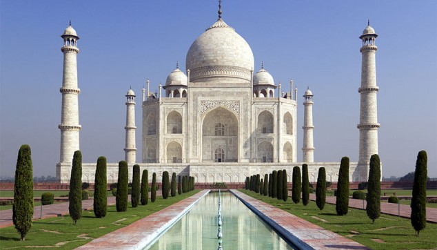 Agra Tour On Indian Railways