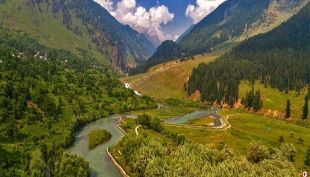 Pahalgam and Sonmarg tour package