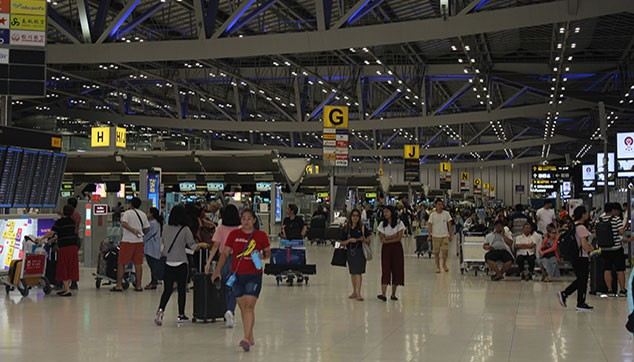 book Bangkok airport transfer