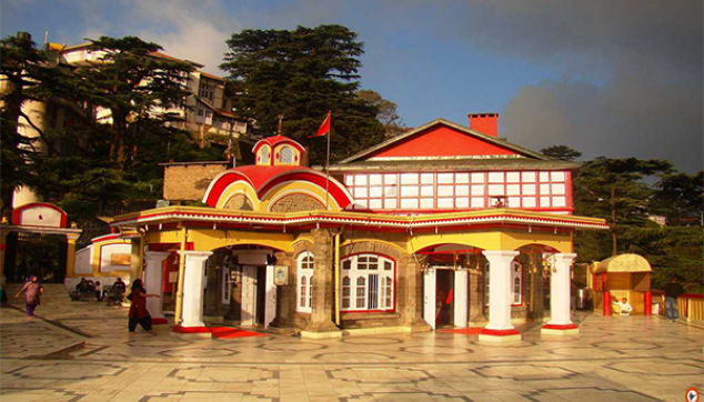 full day Shimla tour with a tour guide