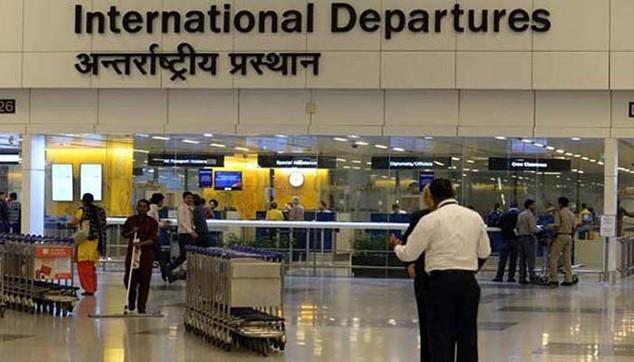 Delhi Airport Taxi Pickup