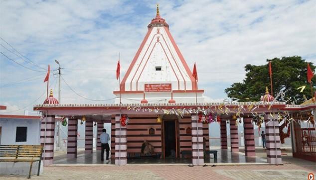 Kunjapuri Devi Temple in Rishikesh