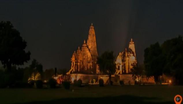 khajuraho light and sound show