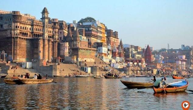 Chunar fort to varanasi boat ride