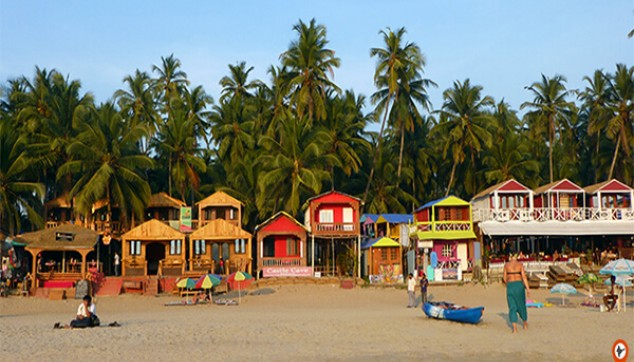 Goa Package with Beaches of North