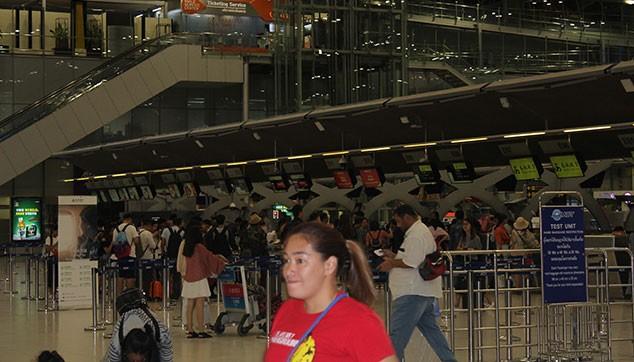 Transfer From Bangkok Hotel To Bangkok Airport