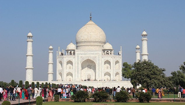 Taj Mahal Tour From Hyderabad With Hotel