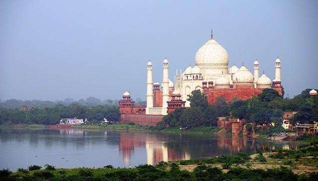 Taj Mahal From Bangalore