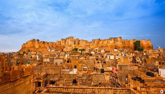 Jaisalmer City Tour With Fort