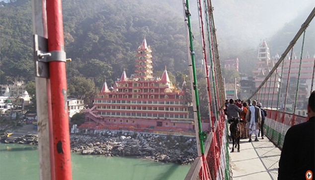 3 Days Private Haridwar And Rishikesh Tour