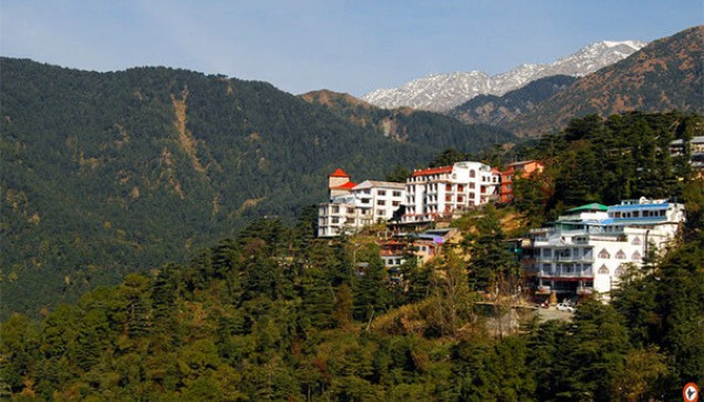 Dharamshala is a major tourist attraction