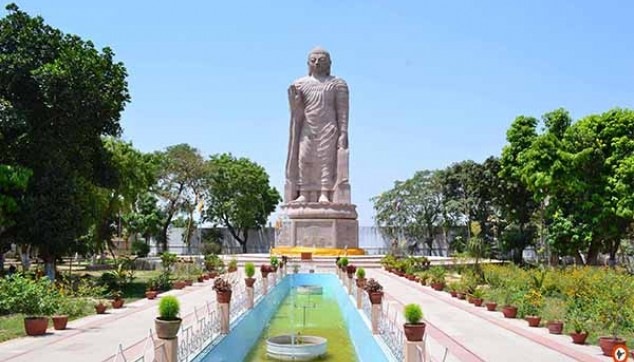 Lord Gautama Buddha and with the half day tour