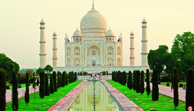 Taj Mahal Tour from Delhi - indiator