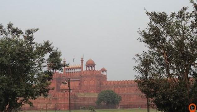 Delhi Red Fort Sound and Light Show