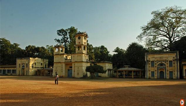 Shanti Niketan tour