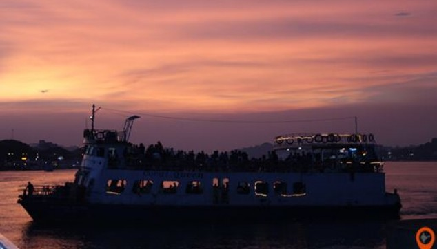 Private Goa Night Boat cruise followed by dinner