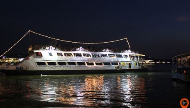 Goa Night Boat cruise followed by dinner
