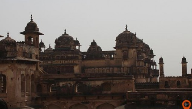 Day Trip from Khajuraho to Orchha