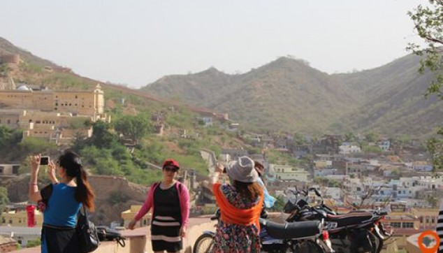 Full Day Jaipur Pink city tour