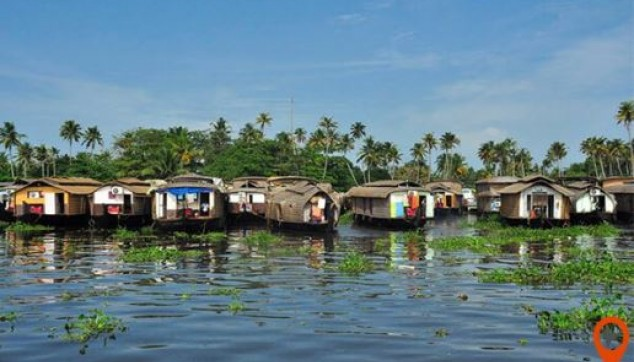 Alleppey Backwaters Cruise package