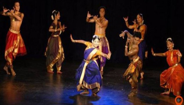 Private Art and Theatre Tour at Kalakshetra with Lunch